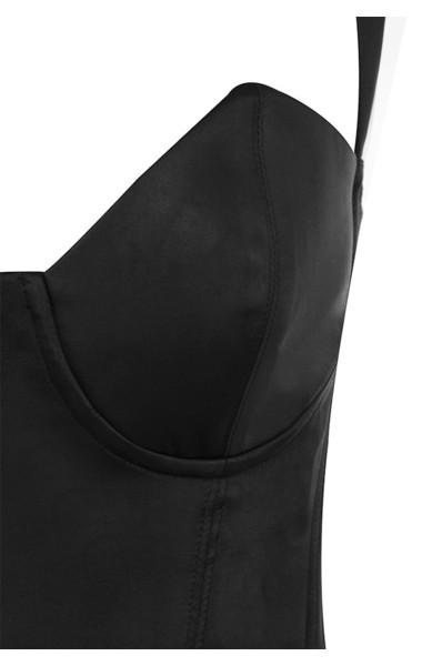 vivi top in black