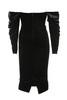 fifi dress in black