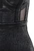 black mariella dress