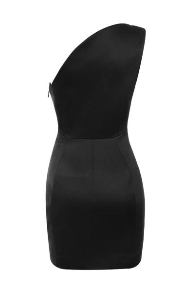 ayelen dress in black