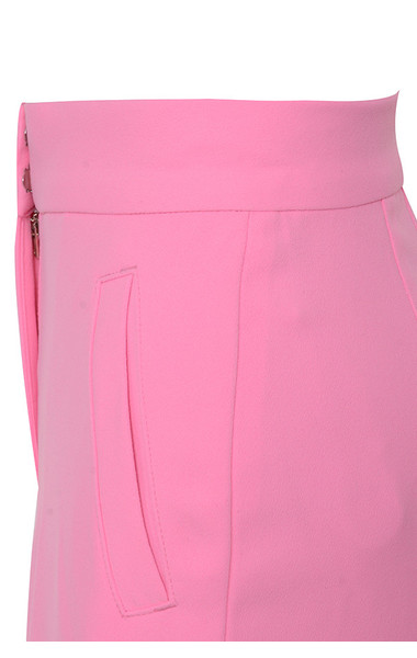pink christie trousers