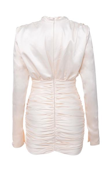 giorgiana dress in ivory
