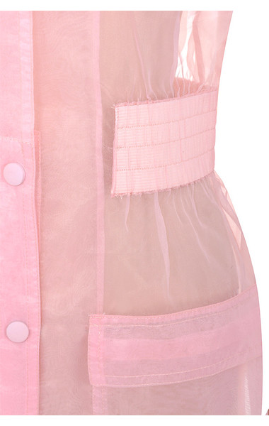pink julietta coat