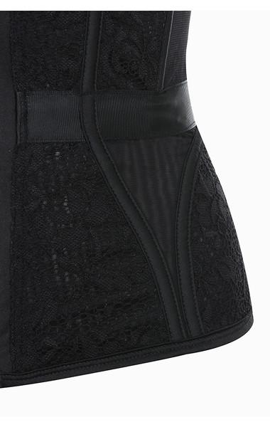 black mikaelya top