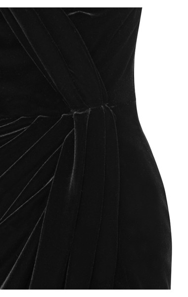black petronella dress