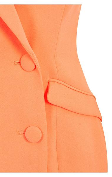 orange raven jacket