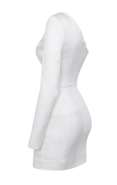 tiffany in white