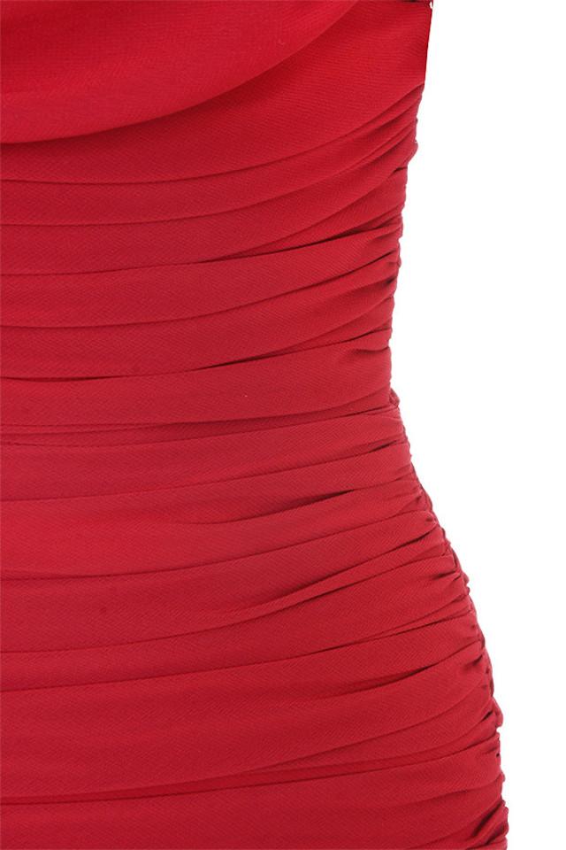 wine carlotta dress