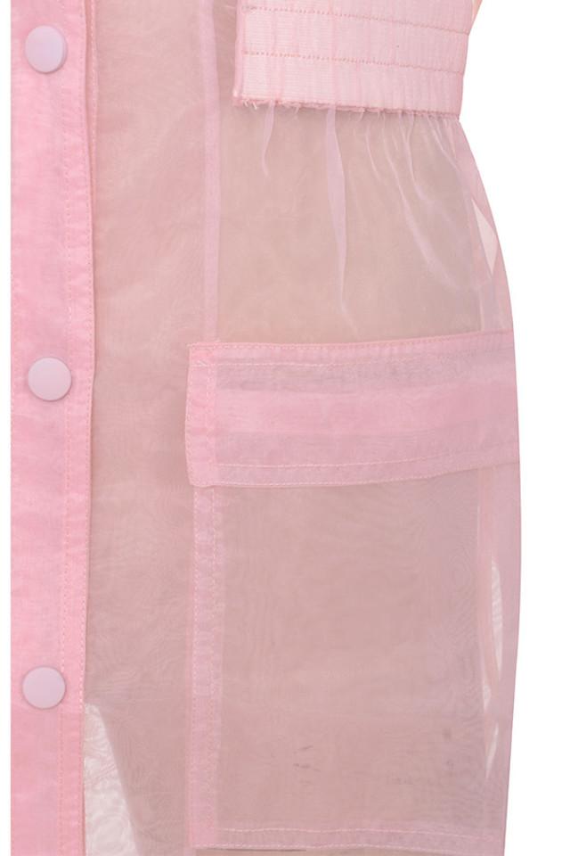 julietta pink coat