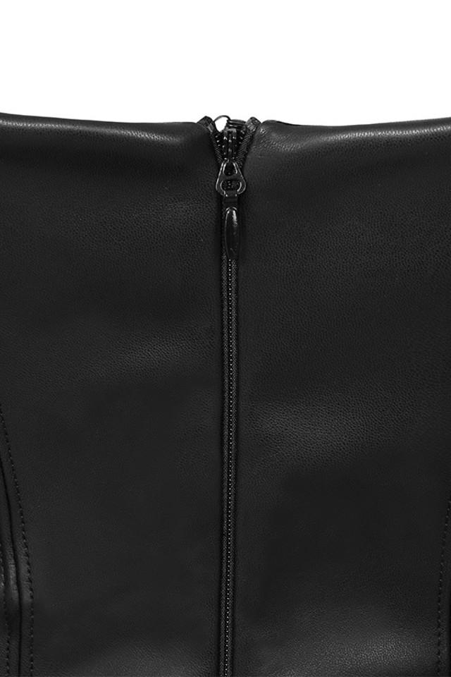 livia black dress