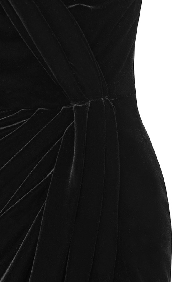 black petronella dress