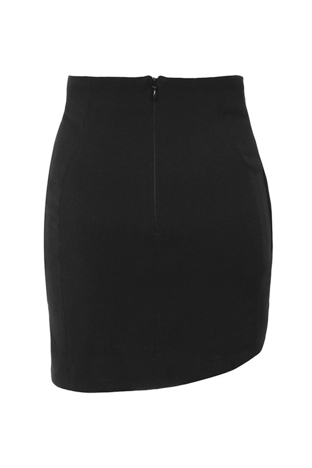 ramirez skirt in black