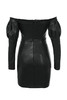clarita dress in black