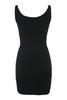 jeanine dress in black