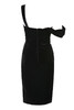 petronella dress in black