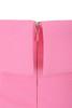 pink shelby dress
