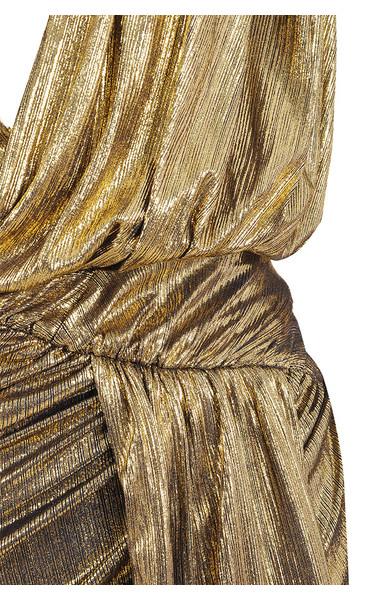 bronze alvona dress