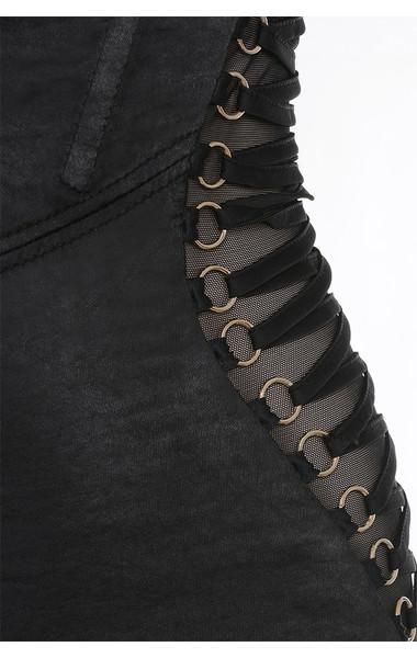black angelina dress