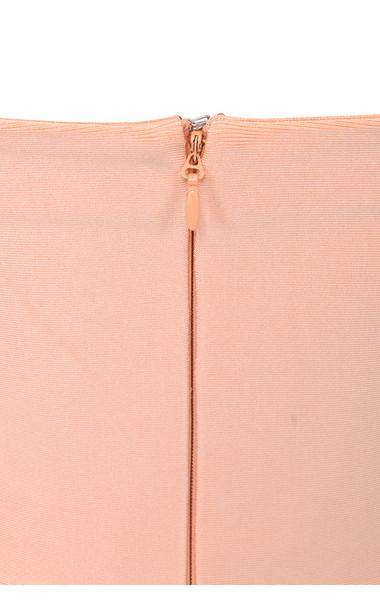 celia peach dress