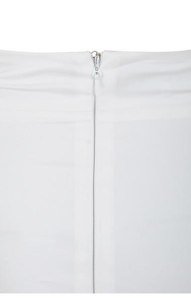 white edwina skirt