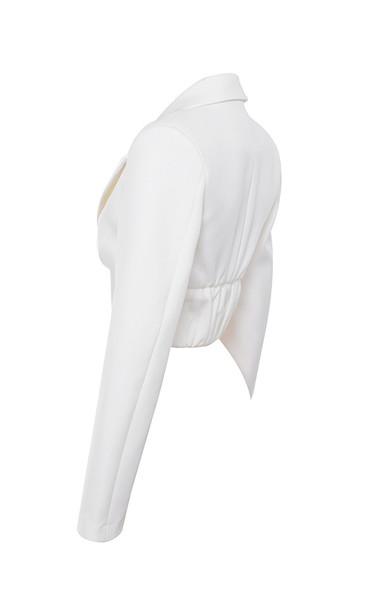 isobel in white