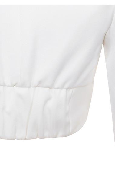 white isobel jacket