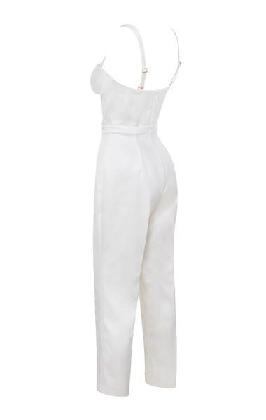 kaela in white