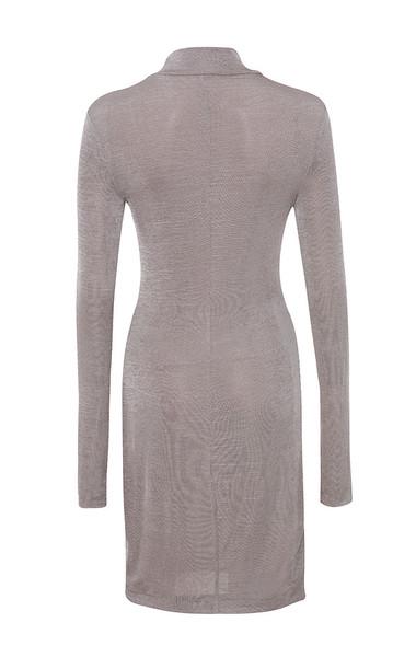 marii dress in grey
