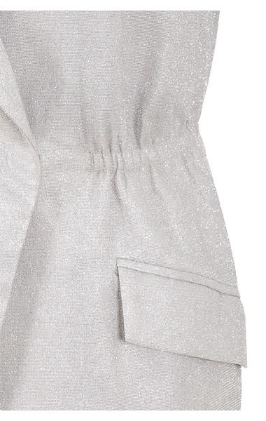 silver sarita jacket