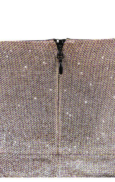 socorro bronze dress