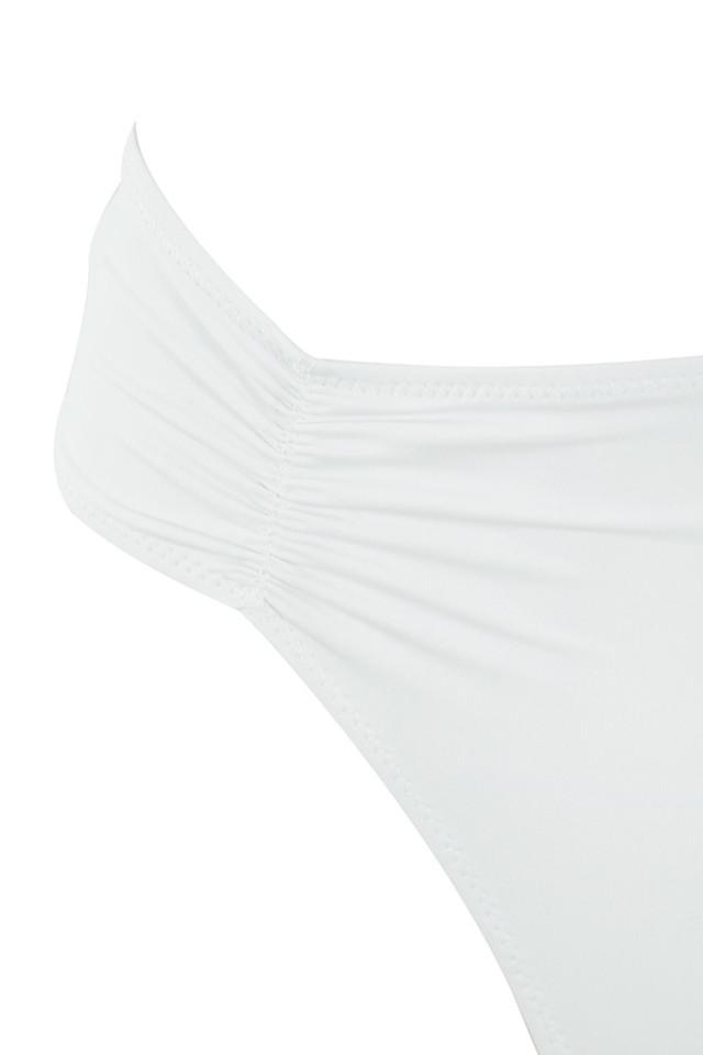 white arabia swimsuit
