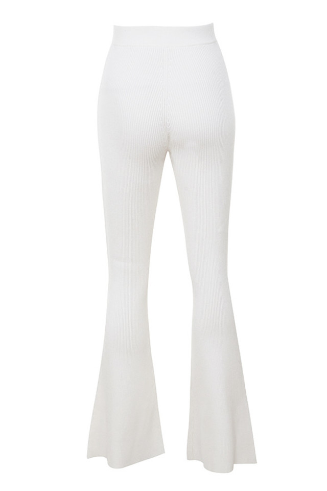 catrice trousers in white