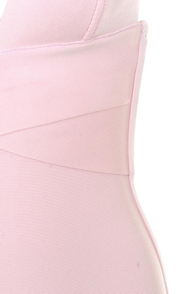 pink courtney dress