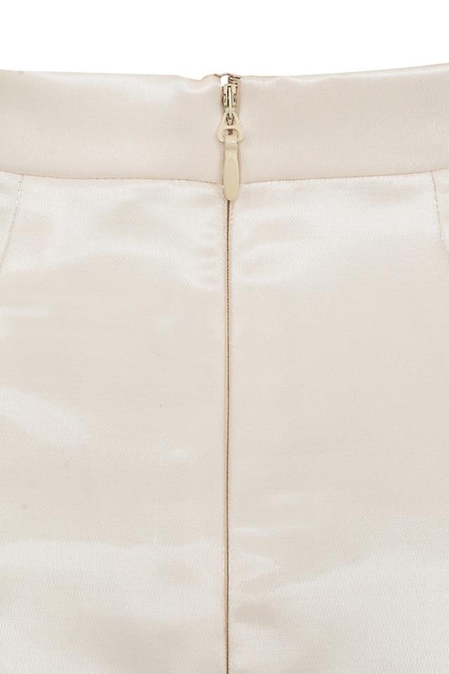 ivory kaia skirt