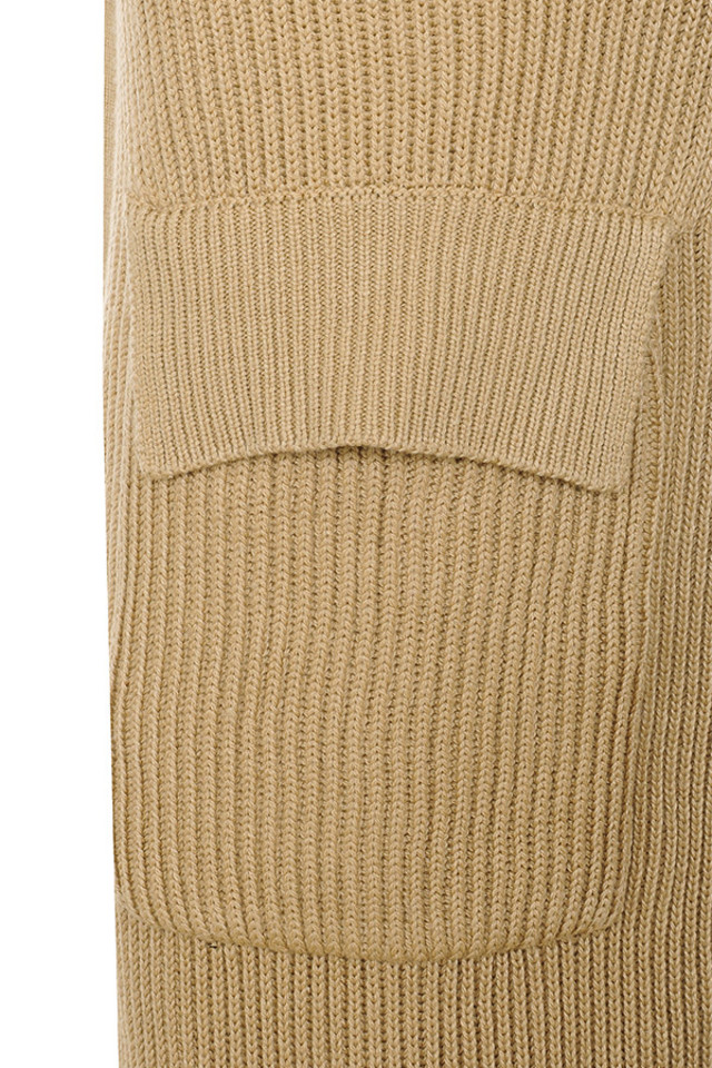 camel lila trousers