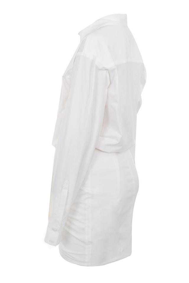 nicolette in white
