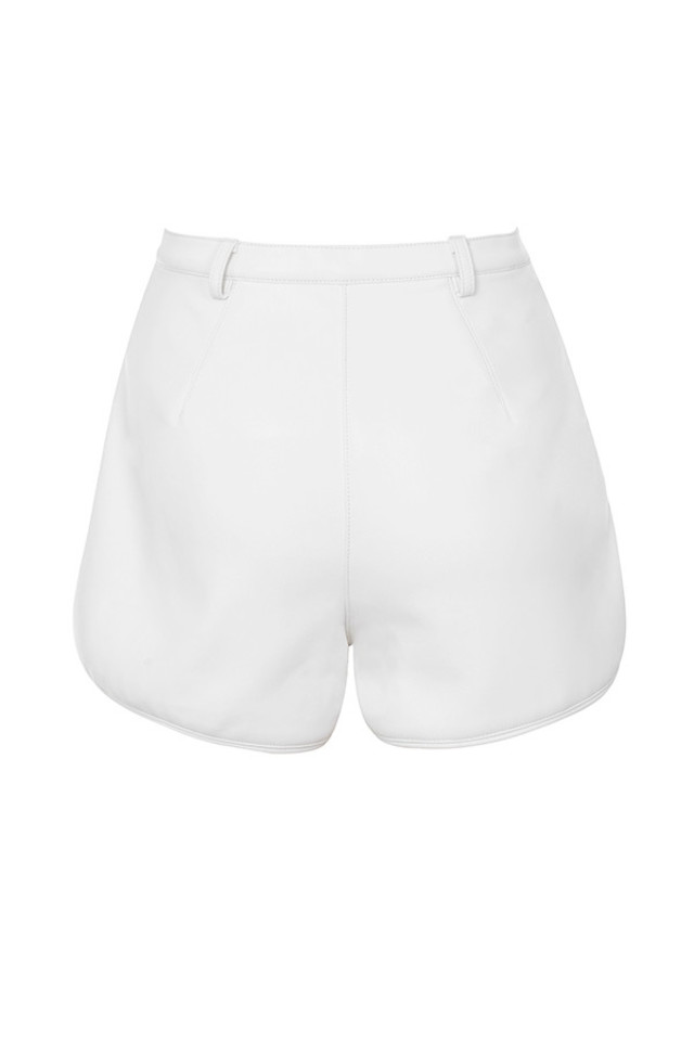 pandora shorts in cream