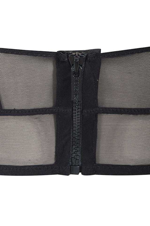 black penelope bra