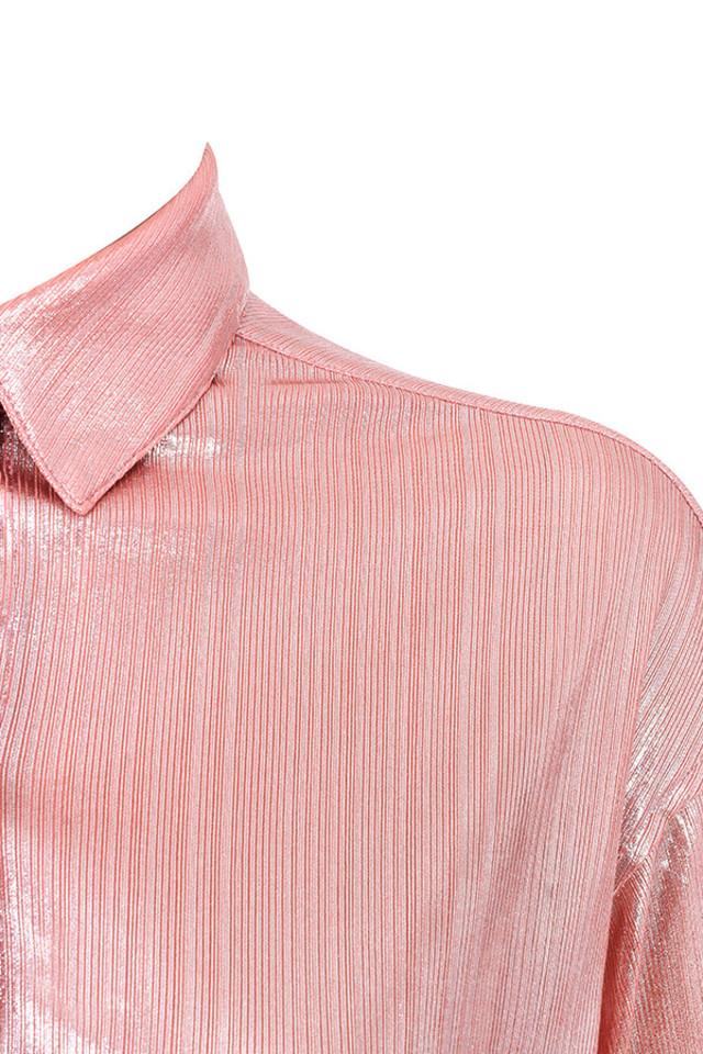 pink roxanne top