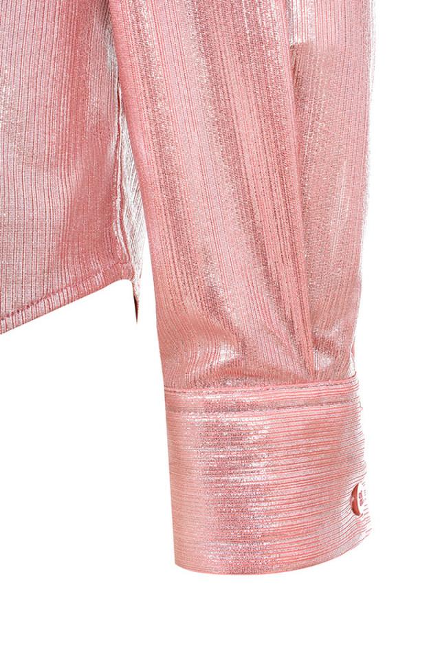 roxanne pink top