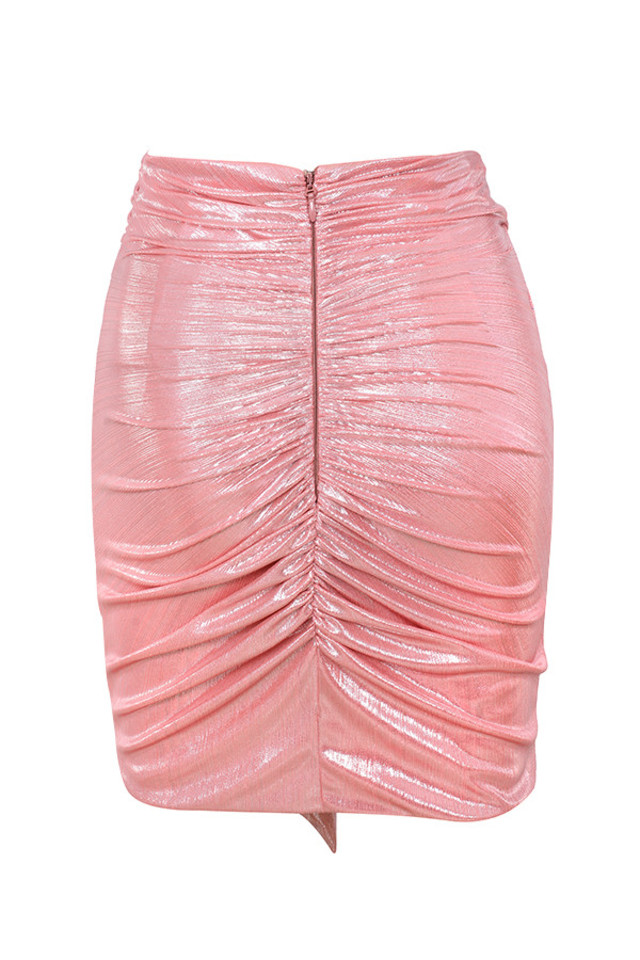 shahja skirt in pink