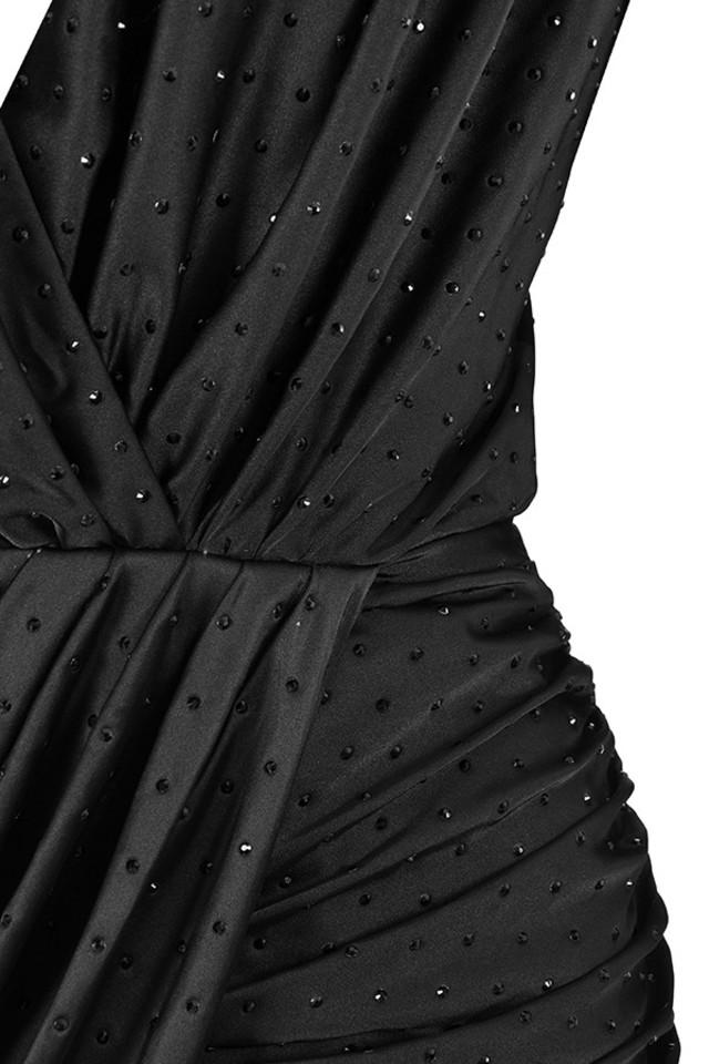 black tatja dress