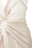 champagne naia dress