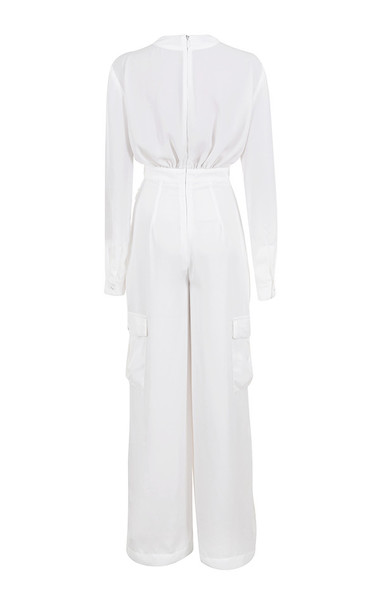 adabelle jumpsuit in white