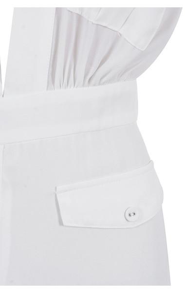 white adabelle jumpsuit