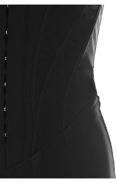 black jaleesa dress