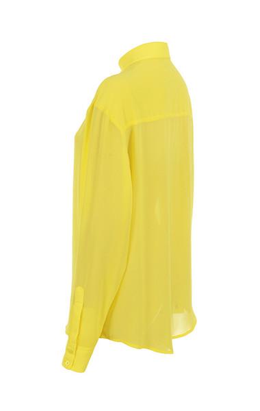 mahlah in yellow