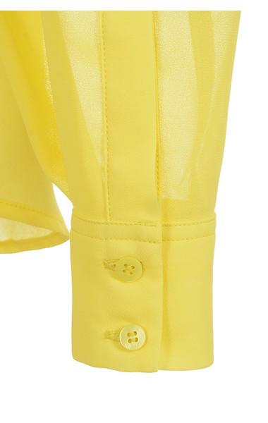 yellow mahlah shirt