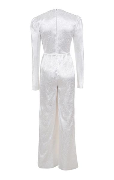 rene dress in white