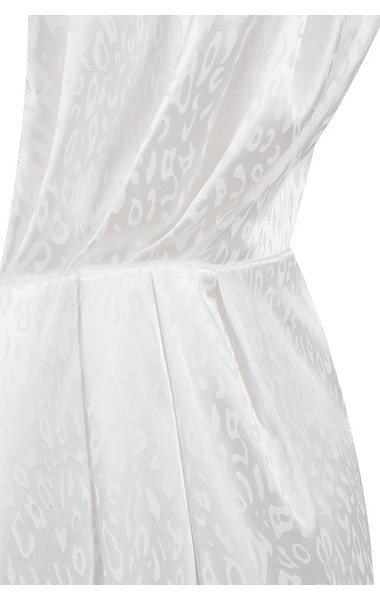 white rene dress